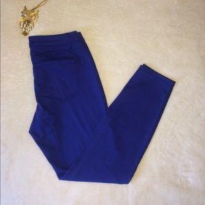 Nine West Jeans - Nine West Blue Skinny Jeans